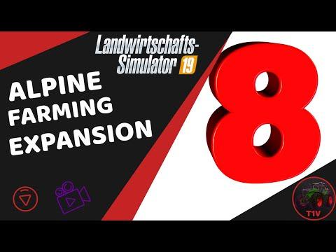 [Farming Simulator 19] Alpine Farming Expansion FactSheet #8