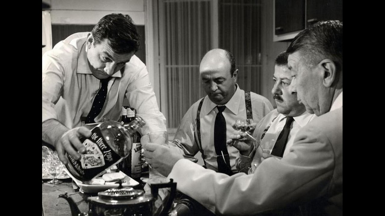 Mein Onkel, der Gangster 1963 part 2 German Ganzer Filme
