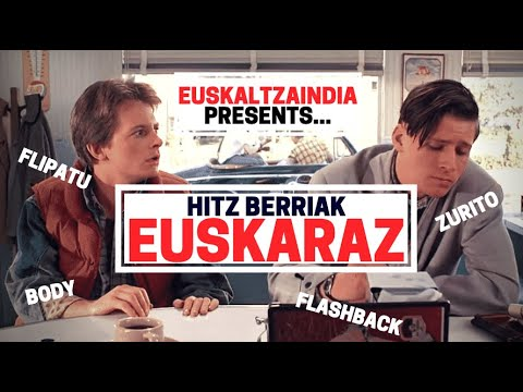 Ikasi Euskara: HITZ BERRIAK (Euskaltzaindia - Flipatu Edition)