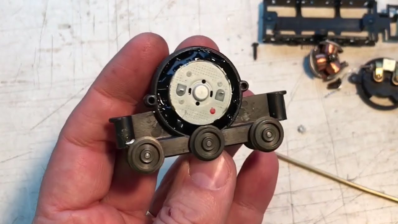 Quick & Easy Lima Motor Replacement