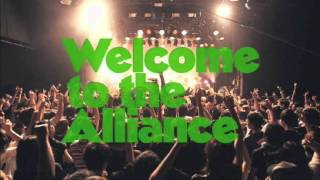 9/26発売DVD「Welcome to the Alliance」15秒SPOTを公開! □DVD「Wel...