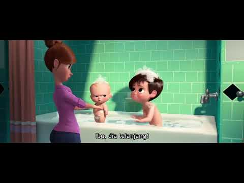 The Boss Baby!!! Sub Indonesia