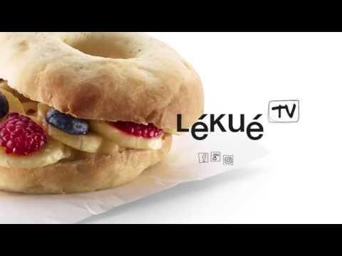bagels- -lékué-tv