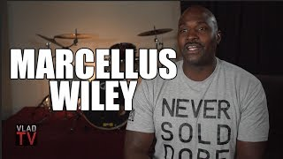 Marcellus Wiley on Kaepernick Not Speaking: Bad Boys Move in Silence, Bad Leaders Do Too (Part 1)