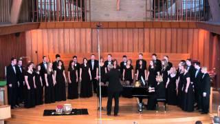 2011_02_18 - Zum Gali - Dance the Hora - UHS Chamber Choir