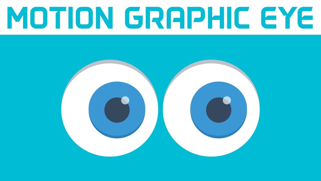 powerpoint animation tutorial motion graphic cartoon eye youtube