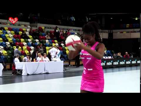 Clara Amfo Does the 3 Shot Challenge