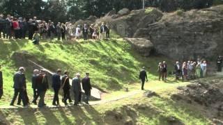 visite du Roi Philippe à Loncin  2014