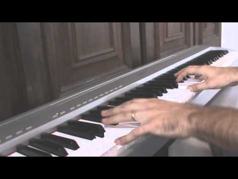 The Backyardigans Theme Song - Gil Borges - Piano