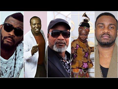 LES ARTISTES FRANCOPHONE AFRICAINS LES PLUS POPULAIRES #10