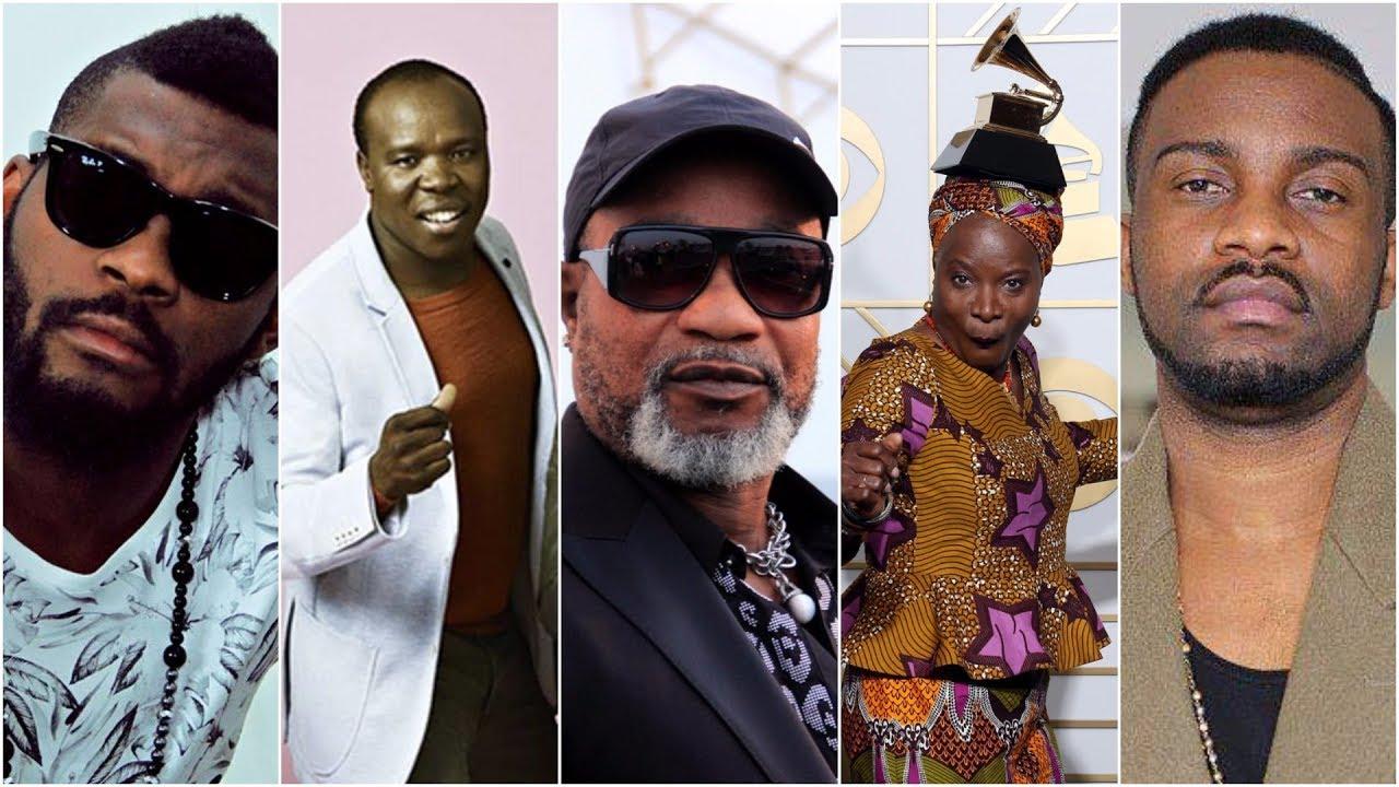 Les Artistes Francophone Africains Les Plus Populaires 10 Youtube