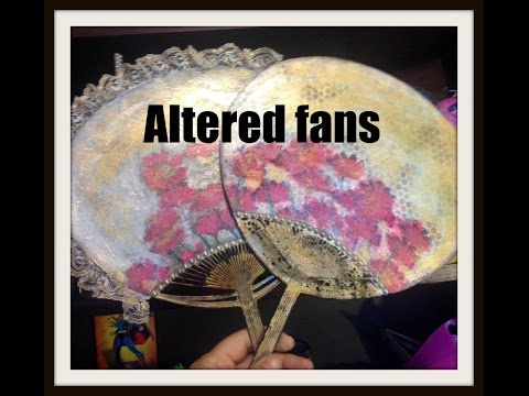 Altered Japanese fans