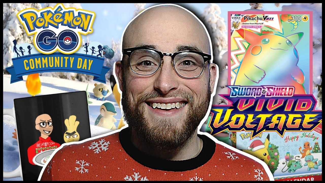 Download POKEMON GO COMMUNITY WEEKEND! Pokemon Go December Community Day and Vivid Voltage Pack Openings!