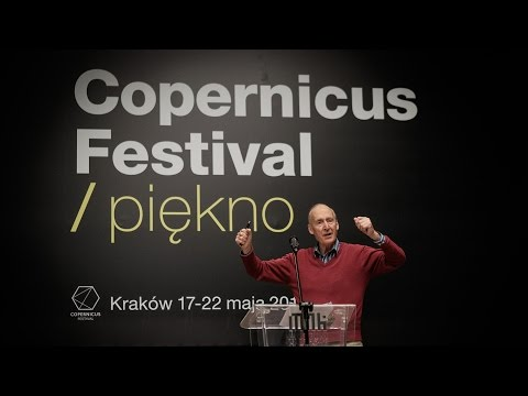 The Origin of Structure and Beauty in the Universe, Julian Barbour   Copernicus Festival