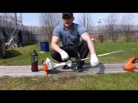 Как отремонтировать газонокосилку своими руками видео