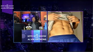The Nite Nite Show with Alvin Anthons feat. Allan Wu - The Amazing Race experience and his 8 packs!