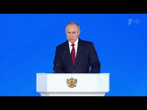 Президент РФ заявил об увеличении размера материнского капитала