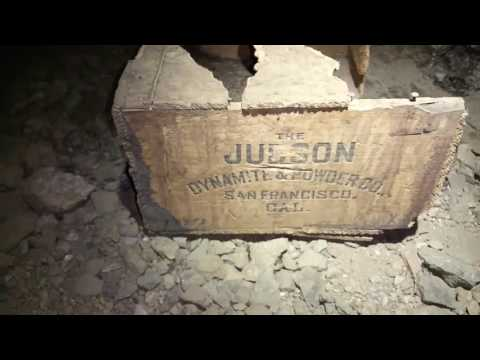 Abandoned Gold Mine Found On My Claim, Check The Video Link Below For Our New Find!