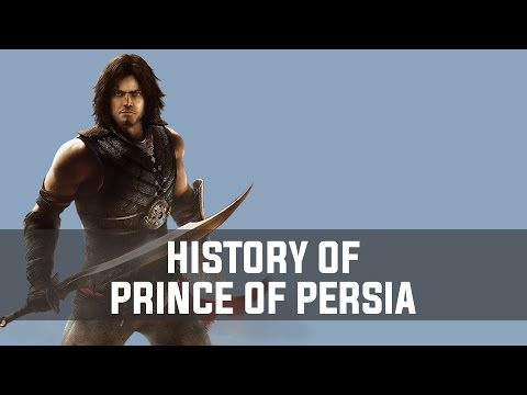 History of Prince of Persia (1989-2010)