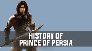 History of Prince of Persia (1989-2015)