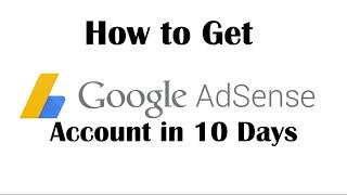 Adsense Aproval Trick 2017 | How to Get Approved Google Adsense Non Hosted in 10 Days