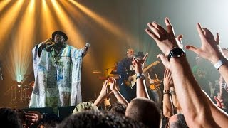 Sadiq Bey meets George Clinton for Corner Cafe at Musicians