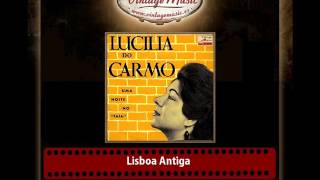 Lucilia Do Carmo – Lisboa Antiga
