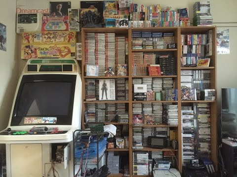 Japanese Apartment and Game Collection Room Tour 1LDK