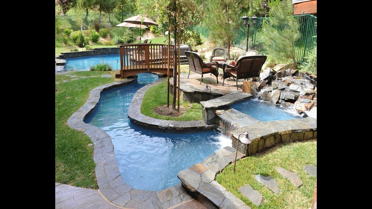 Backyard oasis ideas - Backyard Oasis Ideas - YouTube