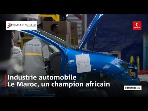Industrie automobile : Le Maroc, un champion africain