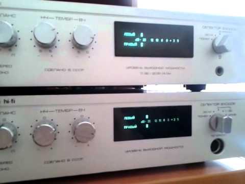 Радиотехника У-101 Hi-Fi