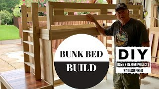 Simple Bunk Beds for kids. My daughter wanted bunk beds for her two boys. So after looking at bunk beds at Rooms to Go and IKEA
