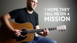 I Hope They Call Me on a Mission - Mormon Guitar