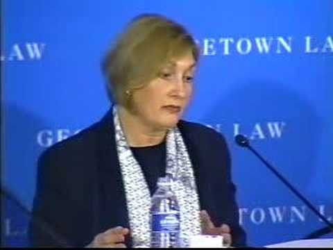 Inauguration, Center on National Security & the Law: Part 1
