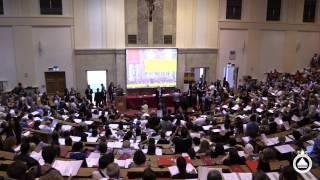 CDR Convegno-Pellegrinaggio 2014: Canto Amicizia è volare