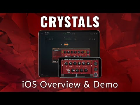 New Crystals Plug-in: iOS Overview & Demo