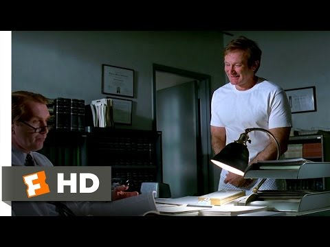 Patch Adams (4/10) Movie CLIP - I Want to Help People (1998) HD