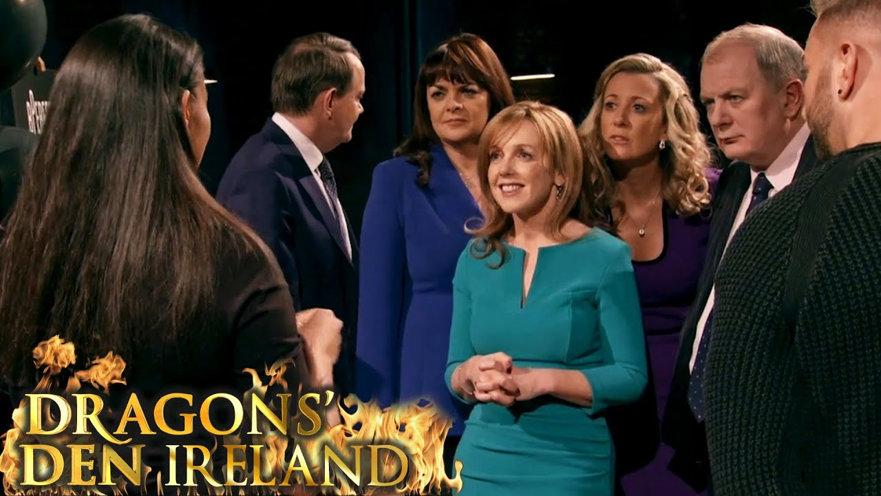 Bidding War Over BPerfect's All Too Perfect Pitch | Dragons' Den IRL
