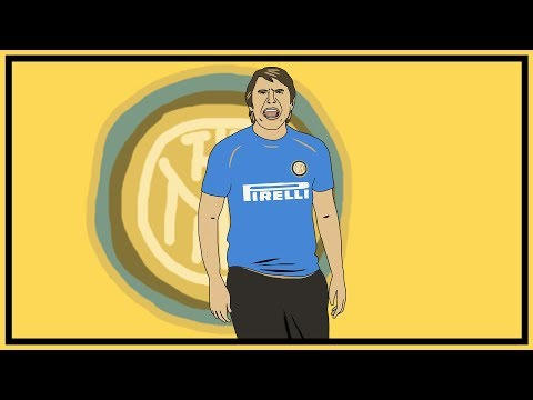 Antonio Conte's Inter Milan Tactics Explained