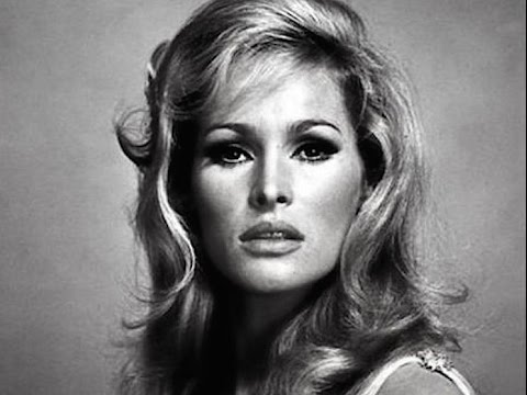 Rare 1965 Ursula Andress interview on her acting career