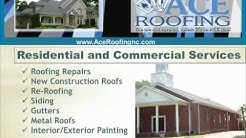 Roofing Contractors Asheboro, NC - Ace Roofing-336-308-4312
