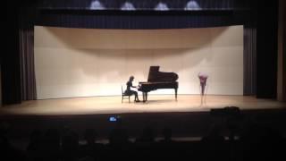 ピアノ再開後3回目の発表会で、幻想即興曲を弾きました。 ベーゼンドル...