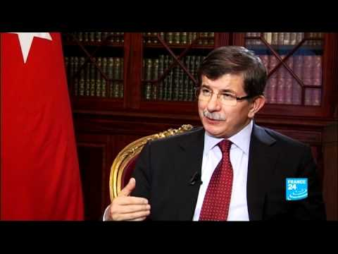 Ahmet Davutoglu, Turkish Foreign Minister