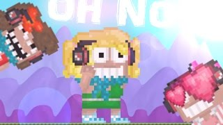 Growtopia: Music video OH NO! {VOTW YAY!} song by (Marina and The Diamonds)