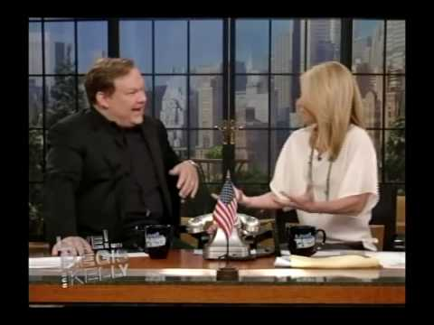 Andy Richter talks Tonight Show mess on Regis & Kelly ...