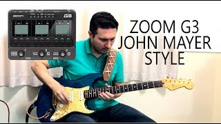 Download Video Zoom G3 / G3X - John Mayer Sound MP3 3GP MP4