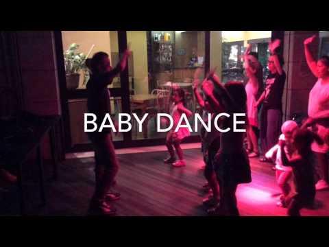 Animazione Hotel COLUMBIA - MARINA ROMEA - Baby Dance e balli di gruppo - Danza kuduro (Don Omar)