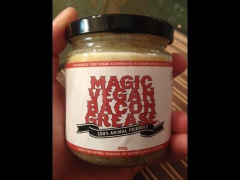 Bacon Grease For Vegans