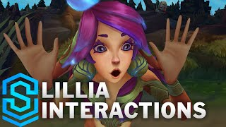 Lillia Special Interactions