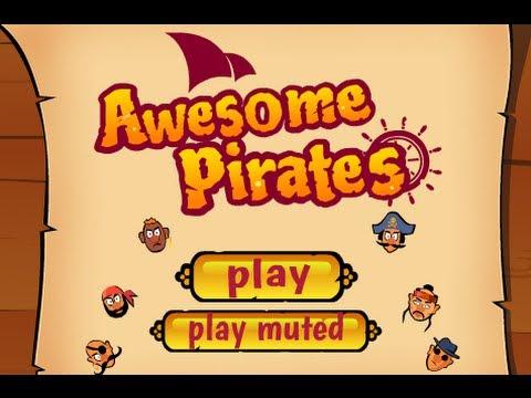 Awesome Pirates Level1-7 Walkthrough